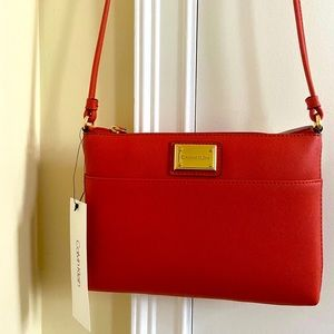 Calvin Klein Crossbody Bag Saffiano